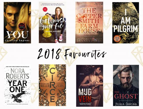 My 2018 Favourites – Books